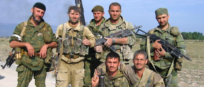 Гуманитарная помощь из России