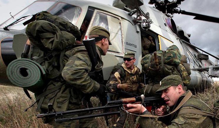 Россия готовит полноценное вторжение в Украину