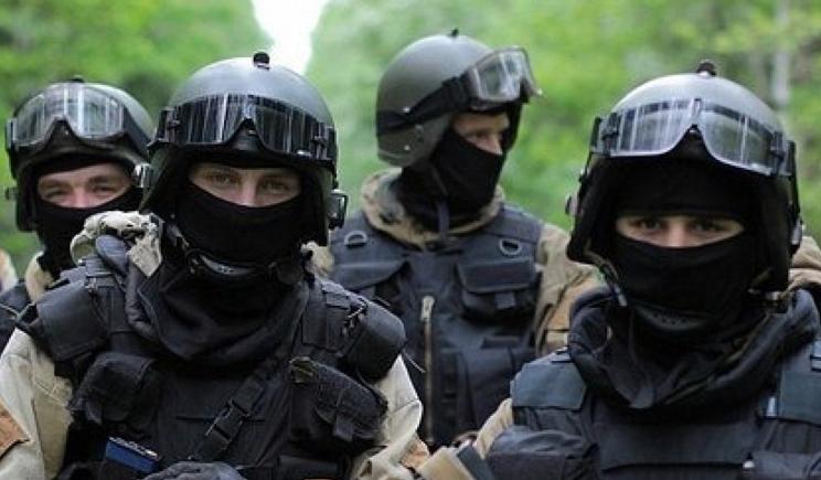 Нацгвардия провела спецоперацию, в результате которой задержала народного мэра Мариуполя