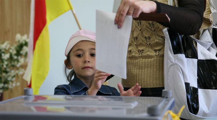 Южная Осетия выбирает новый парламент