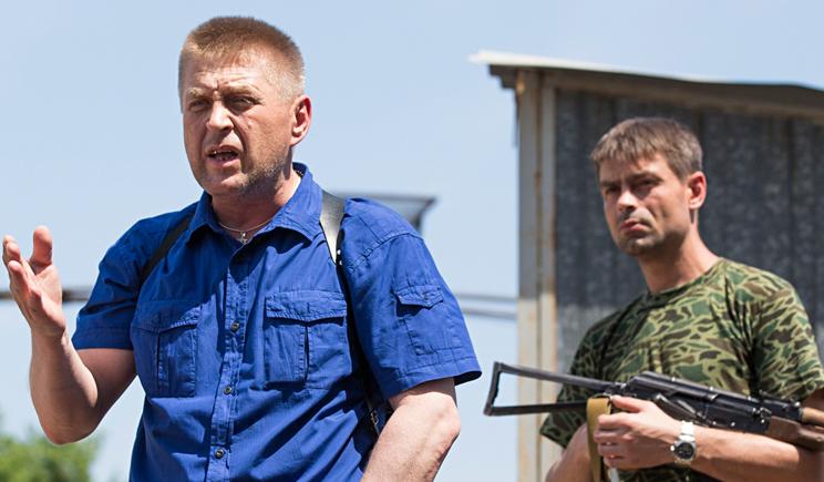 «Народного мэра» Славянска арестовали