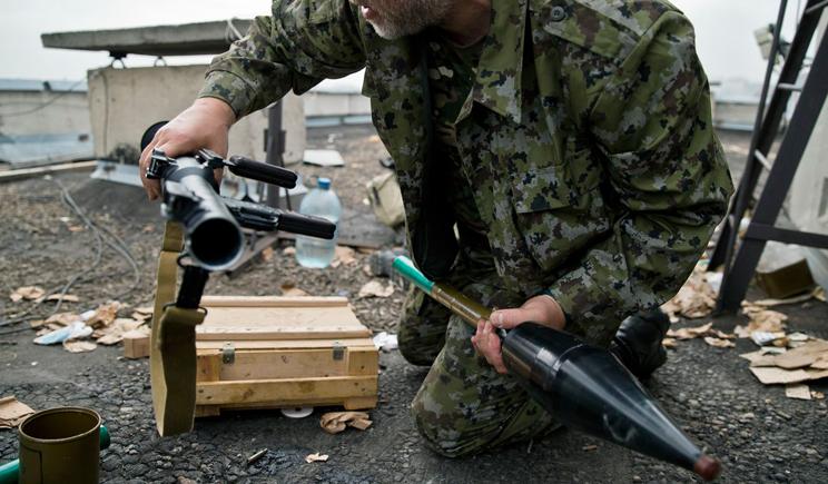 Госдеп США заявил, что видит как Россия продолжает вооружать террористов ДНР
