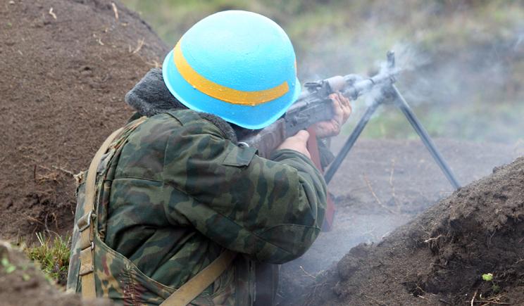 Россия привела в боевую готовность миротворческую бригаду