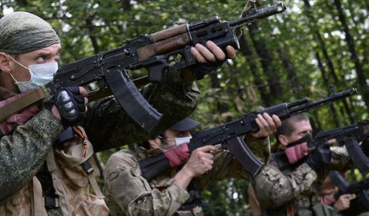 Террористы накапливают силы для восстановления контроля над участком Украинско-Российской границы