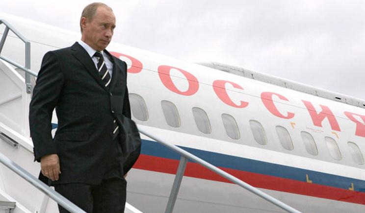 """Путин летит в Вену договариваться о возобновлении """"Южного потока"""""""