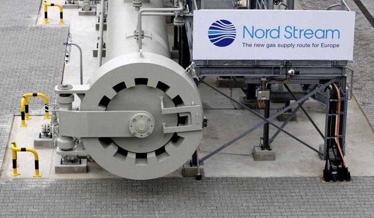 «Северный поток» остановился, газ идет через Украину