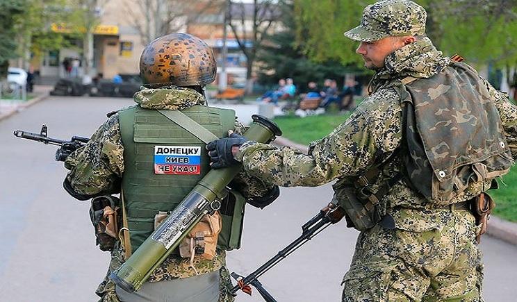 Силовики задержали группу террористов, среди задержанных гражданин РФ (ФОТО)