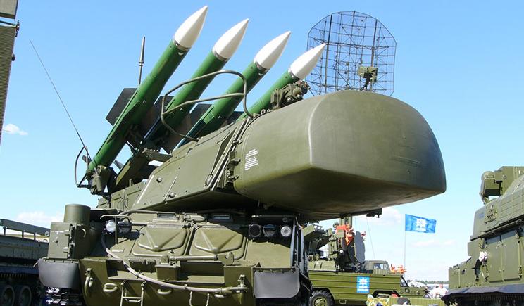 Террористы готовят штурм части ПВО