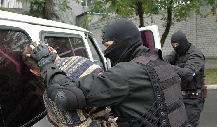 В Днепропетровской области задержали группу террористов которые планировали взорвать эшелон военной техники