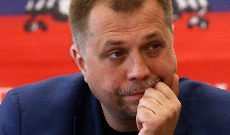 Премьер-министра самопровозглашенной ДНР похитили?