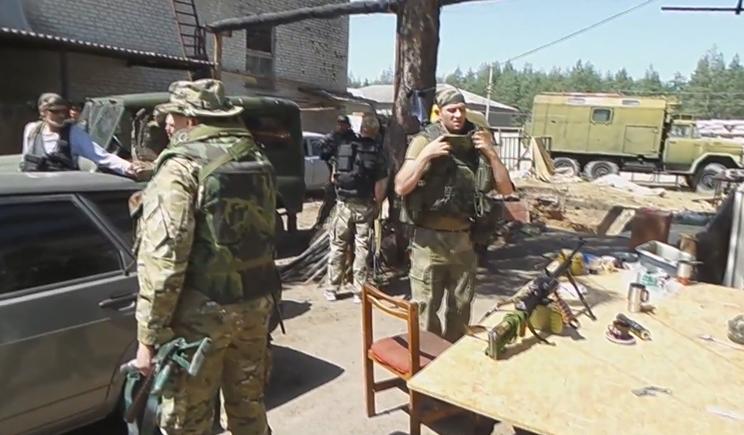Батальон Айдар получил приказ освободить Луганск