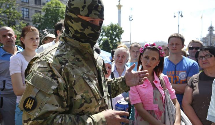 На Майдане пообещали взять на себя ответственность, если руководство страны ничего не предпримет