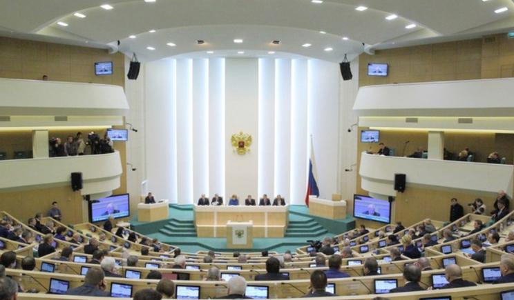 Совет федерации отменил свое решение о использовании войск РФ на территории Украины