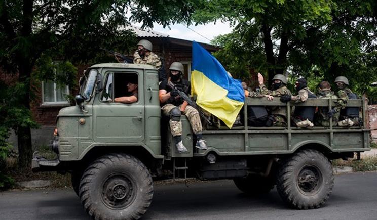 Украинские силовики освободили еще один поселок