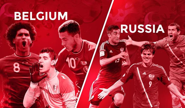 Сборная России проиграла Бельгийцам 0:1 (ВИДЕО)