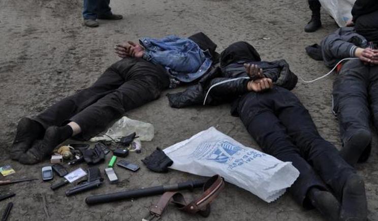 Силовики обезвредили террористов, которые готовили нападение на колонну ВСУ