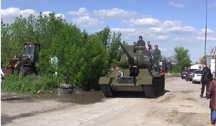 Террористы ищут танкистов и летчиков