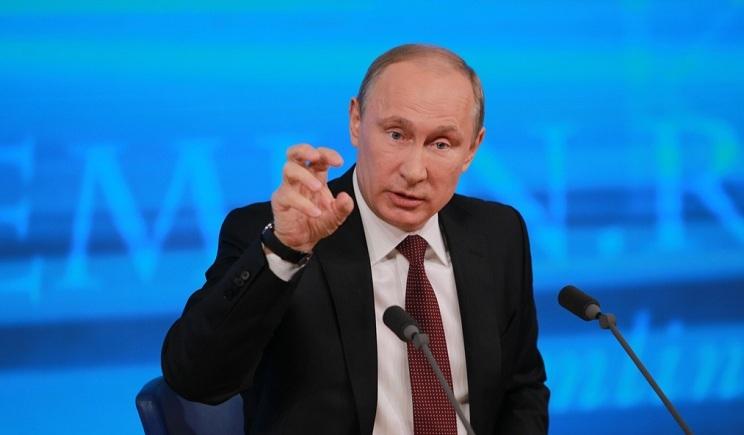 """Путин считает, что оккупировал Крым """"в соответствии с международным правом"""""""