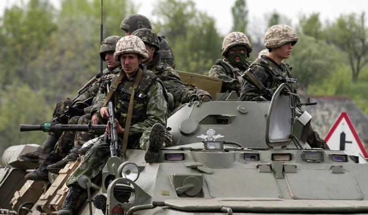 Армия получила приказ на уничтожение террористов