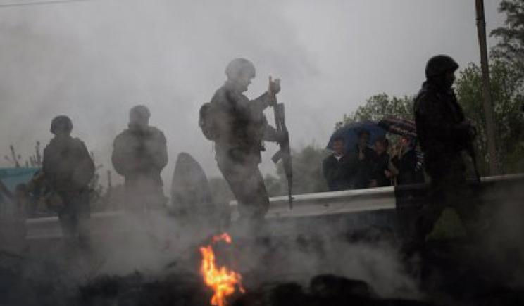 """Террористы продолжают соблюдать режим """"прекращения огня"""", так за ночь позиции сил АТО были обстреляны 4 раза"""