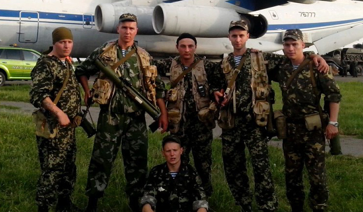 Львовские десантники обратились к СМИ, с просьбой не играть на руку врагу (ВИДЕО)