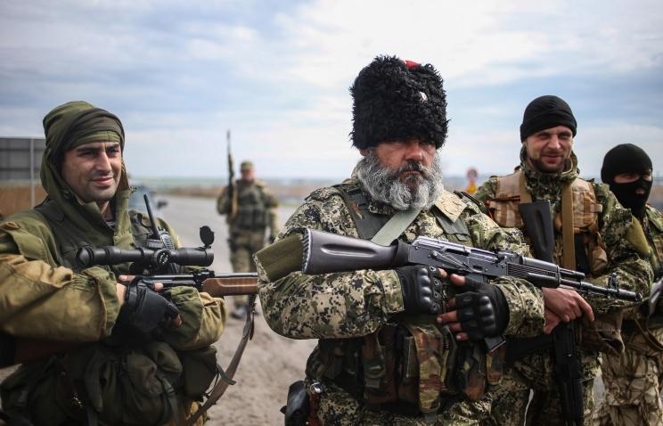 Российские террористы бегут домой