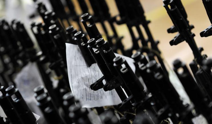 Предприимчивые террористы наладили канал сбыта оружия в Москве