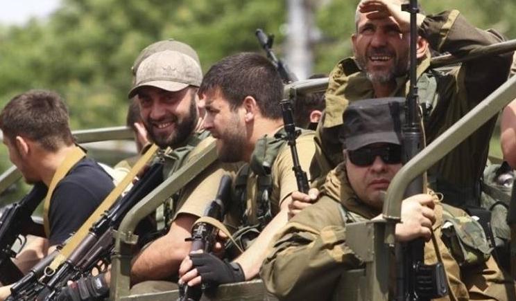 """Под Одессой размещено 200 """"кадыровцев"""", – сообщают в соц. сетях"""