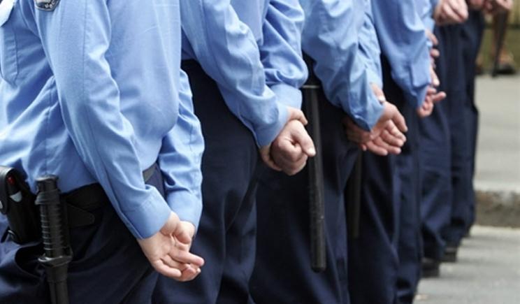Милиция усилила охрану центра столицы