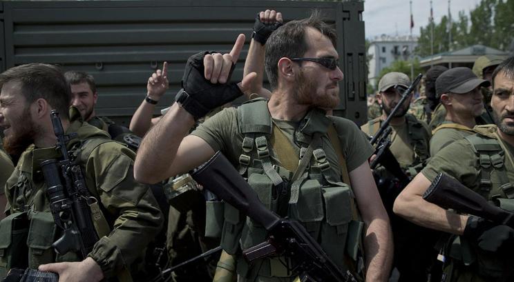Кадыровцы хотят уничтожить Славянск