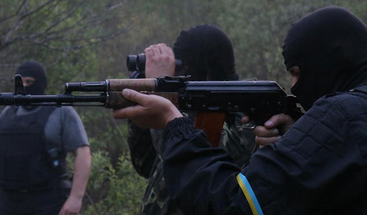 Бизнесмен из Артемовска, организовавший отряд партизан,  мстит террористам
