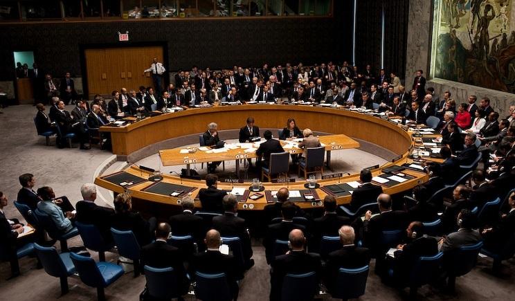 Заседание Совета Безопасности ООН по ситуации в Украине (онлайн-трансляция)