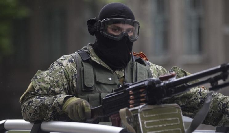 Террористы во время переговоров открыли огонь, есть жертвы