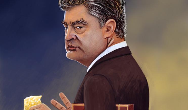 Приобрел ли Порошенко билет в Ростов-на-Дону?