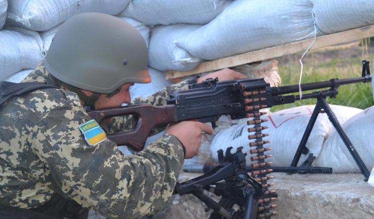 Боевики атаковали блокпост в районе города Счастье, – Тымчук