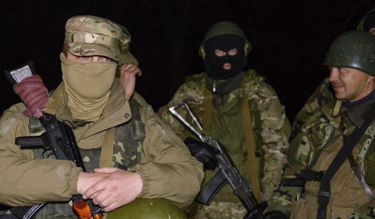 Украинские войска ждут приказа для зачистки Донбасса от террористов