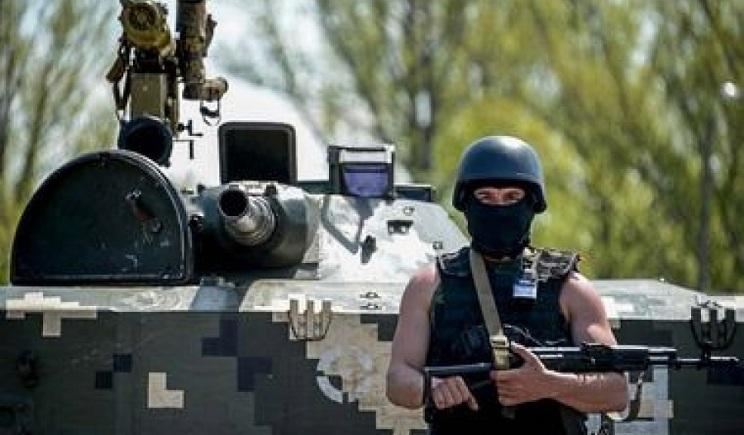 Силовики нашли засаду террористов с российским оружием (ФОТО)