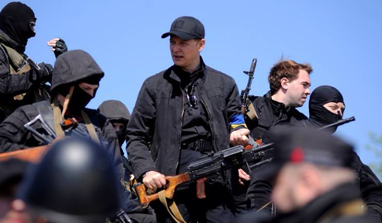 По итогам СНБО,  АТО возобновлено, на востоке введено военно положение, — Ляшко