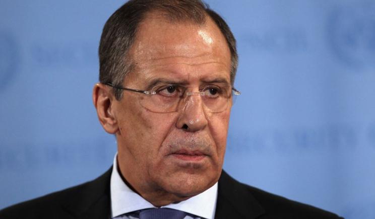 Киев должен уведомлять террористов о передвижении военной техники, – уверен глава МИДа РФ