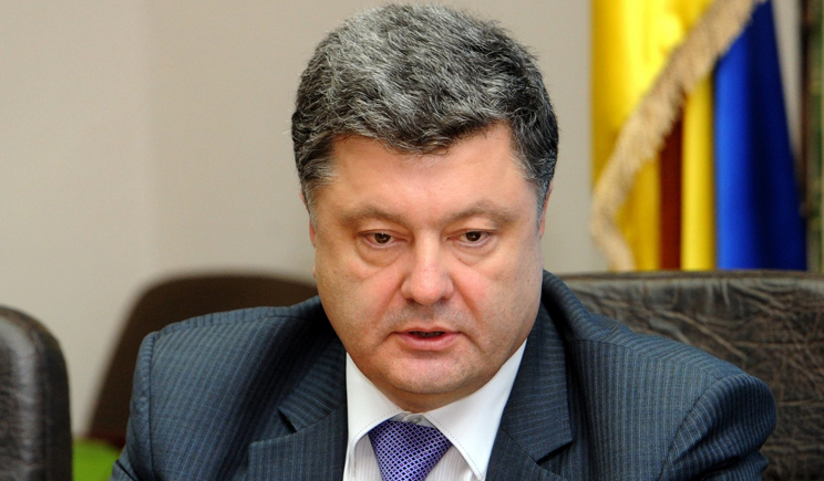 Против украинских войск на Донбассе воюет армия РФ, — уверен Порошенко