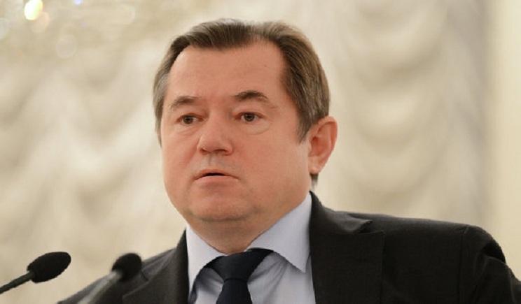 Кремль назвал высказывания Глазьева его личным мнением