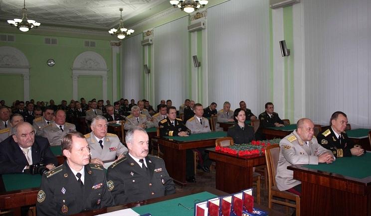 Из Генерального штаба уволен генерал
