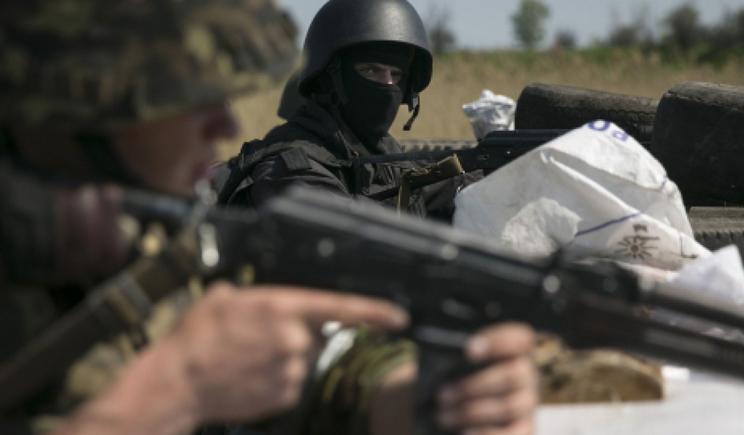 Жители Славянска сообщают о 72-часовой зачистке города