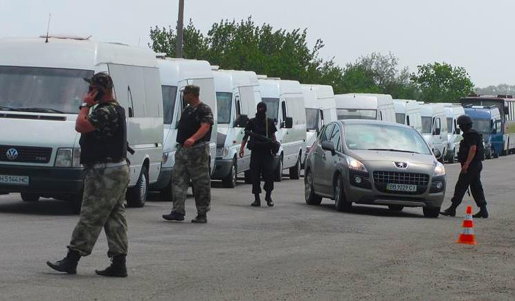 Селезнев опроверг информацию о срочной эвакуации из зоны проведения АТО