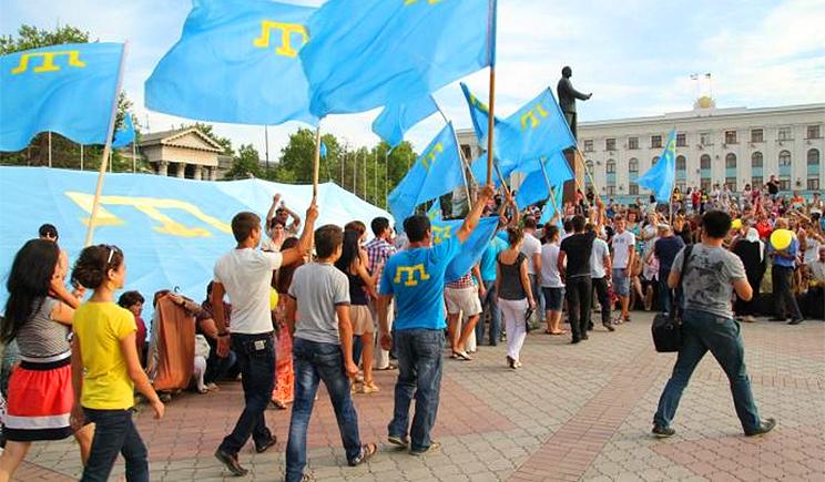 Власти Симферополя запретили крымским татарам праздновать День флага