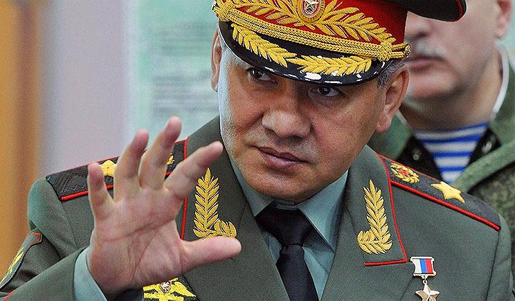 Российская армия готова к любому сценарию развития событий в Украине
