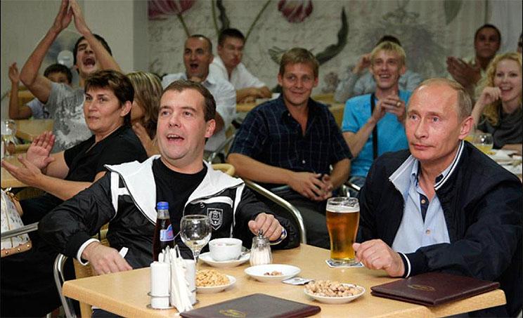 Путин поедет на финал футбольного первенства планеты