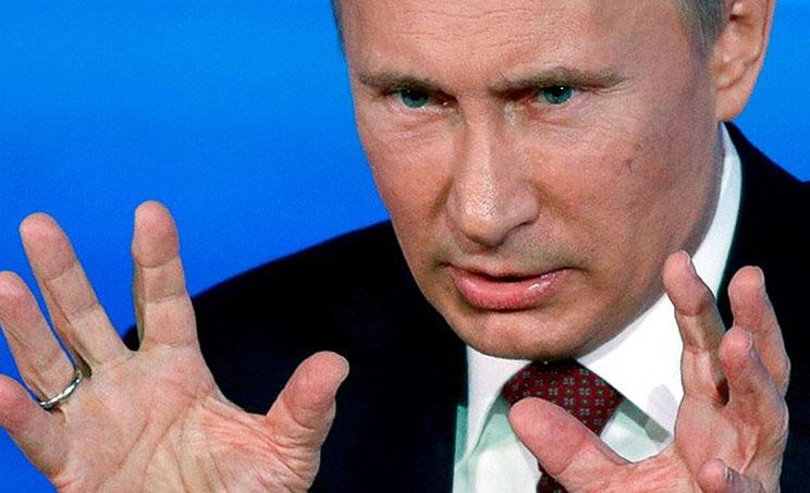 Путин за мир в Украине