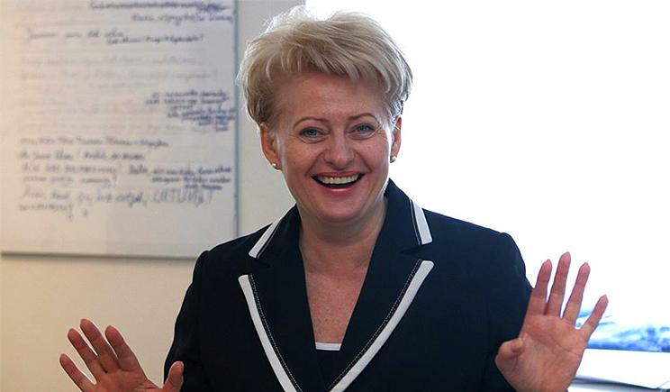 МИД России записал президента Литвы в «Правый сектор»