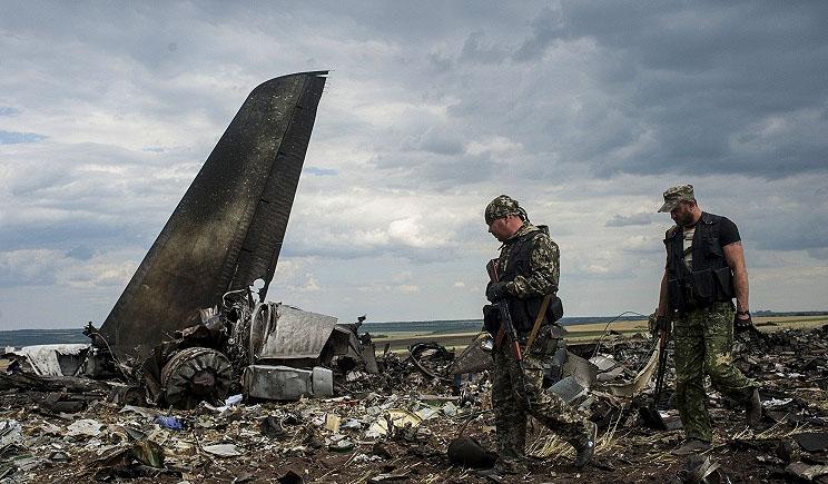 Ил-76 в Луганске был сбит профессионалами, – внештатный советник президента